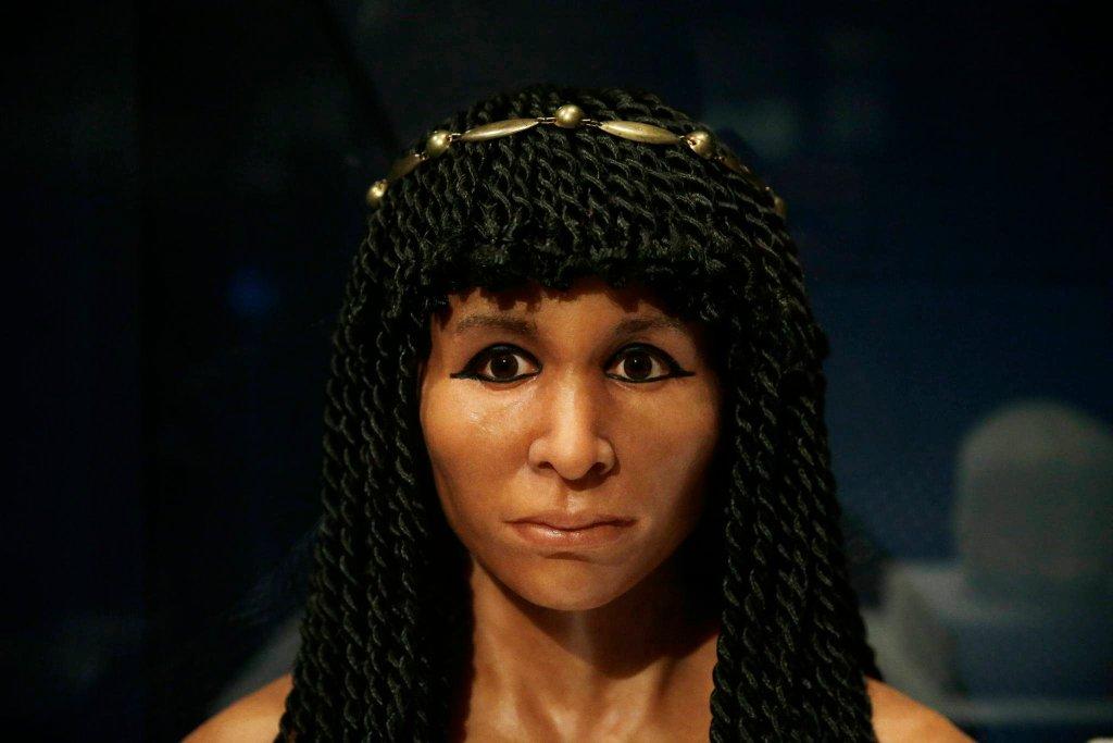 Tak Wyglądała Egipska Księżniczka Naukowcy Zrekonstruowali Ją Na