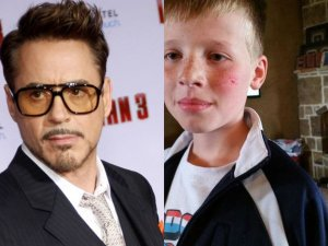 Robert Downey Jr., Aidan
