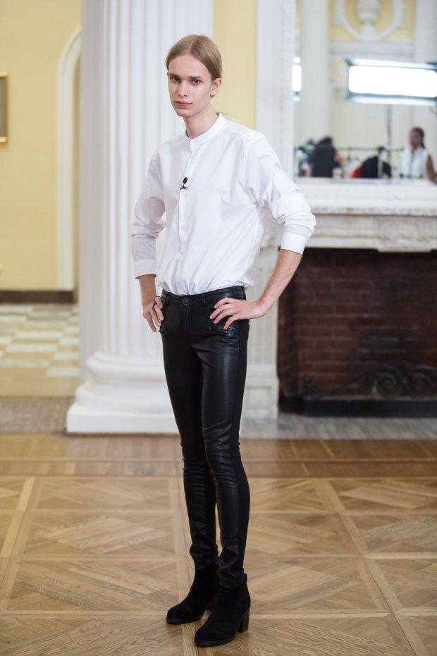 Top model, odcinek 8, Mateusz Maga