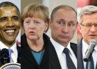 Putin, Merkel, Komorowski, Obama. Oto zarobki �wiatowych przyw�dc�w [13 NAZWISK]