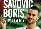 Boris Savović został nowym zawodnikiem Stelmetu BC Zielona Góra
