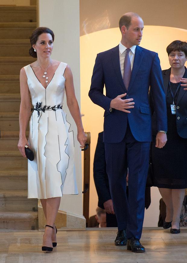 Książę William i Księżna Kate w Polsce