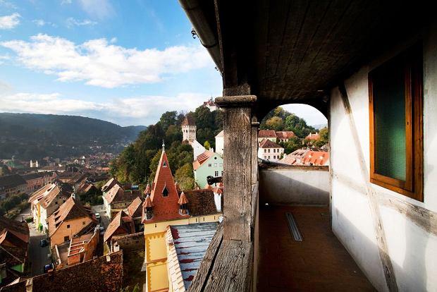 Rumunia Transylwania - Sighisoara/shutterstock