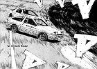 Samochody w stylu manga