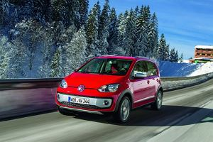 Salon Genewa 2013 | Volkswagen Cross Up!