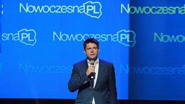 Nowoczesna.pl - Ryszard Petru przemawia podczas kongresu założycielskiego