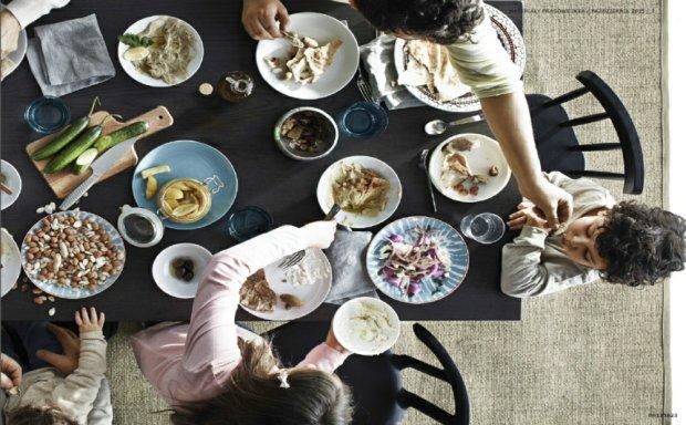 Kuchnia spotka� IKEA