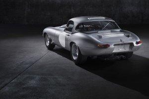Jaguar E-Type Lightweight | Prototyp ju� gotowy