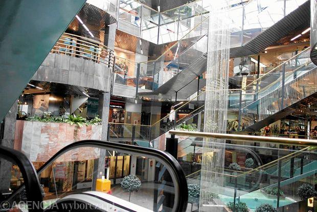 To centrum handlowe by o symbolem luksusu a dzi Sklepy designerskie warszawa