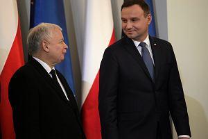Pan Duda, Kumpela Szydło i Kolega Kaczyński