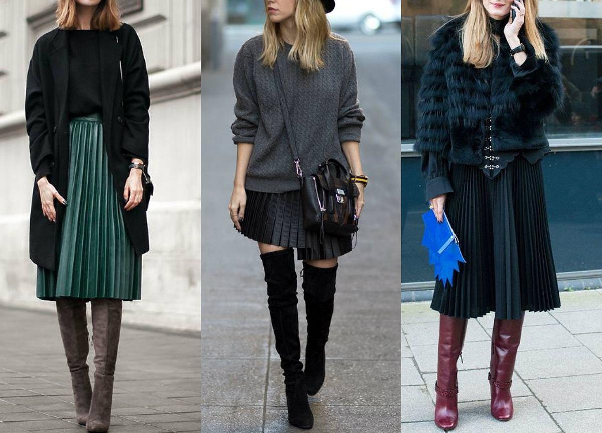 Fot. www.fashion-agony.com, autor: brak informacji  / www.alwaysjudging.com, autor: brak informacji  / www.whowhatwear.co.uk, autor: brak informacji