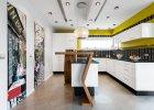 Kolory ścian do białych mebli kuchennych