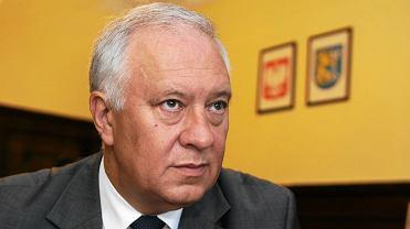 Tadeusz Krzakowski, prezydent Legnicy