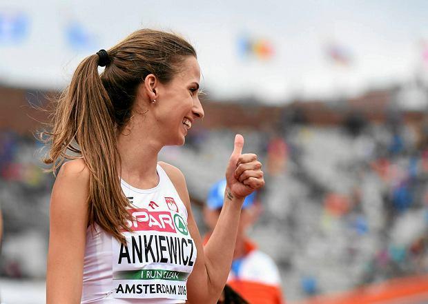 Polska biegaczka najpi�kniejsz� sportsmenk� igrzysk?