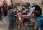 Polio zn�w zagra�a �wiatu - alarm WHO
