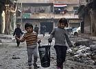 Caritas pomaga w Aleppo. W sprawie korytarzy humanitarnych musiał się poddać