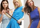 Jakie dodatki do niebieskiej sukienki? [Porady]