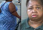 Ważąca 147 kilogramów ciotka usiadła na 9-latce, żeby ją ukarać. Tragiczny finał