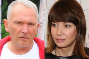 Marek Siudym i Gra�yna Wolszczak