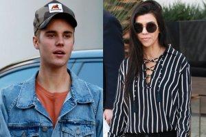 Kourtney Kardashian zakaza�a rodzinie m�wi� o Bieberze? On (i jego przyjaciele) nie s� tak dyskretni