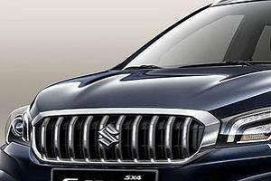 Nowe Suzuki SX4 S-Cross | Turbo i przód