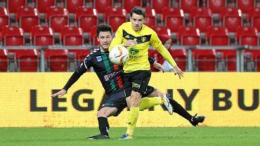 Dawid Plizga z GKS-u Katowice