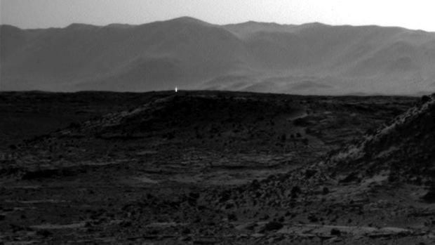 �wiat�o na Marsie
