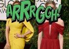 Z�ote Globy 2016: 10 stylizacji, kt�re nas zawiod�y [RANKING]