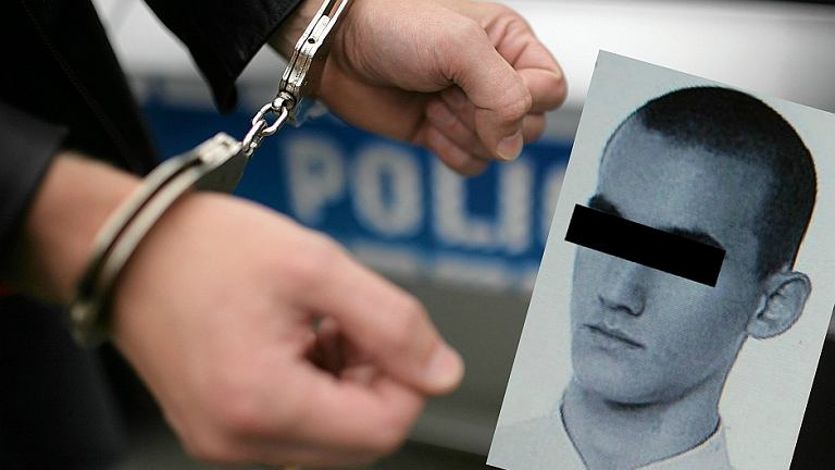 Piotr K. zatrzymany