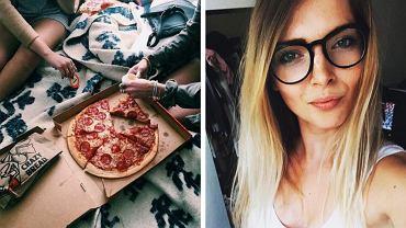 Jadłam codziennie pizze