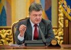 Petro Poroszenko poleci� wstrzyma� ogie� w strefie katastrofy boeinga