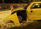 Wypadek z udziałem prototypu Syreny. Jedna osoba w szpitalu