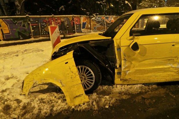 Wypadek z udzia�em prototypu Syreny. Jedna osoba w szpitalu