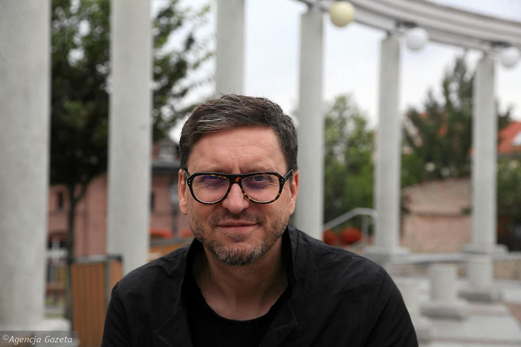 Reżyser Sebastian Majewski / MIECZYSŁAW MICHALAK