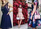 Kobiece stylizacje z sukienką idealne na randkę