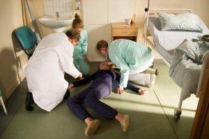 Na Wspólnej. Pacjentka Kamila znów zasłabła