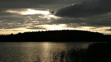 40-latek utonął w jeziorze Ińsko