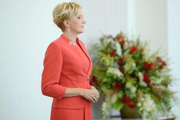 Wiemy, kto b�dzie odpowiada� za wizerunek pierwszej damy Agaty Dudy! To znana polska marka, kt�r� nosz� gwiazdy