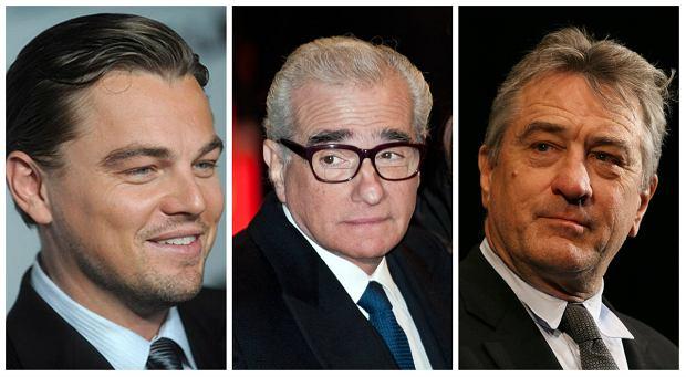 Martin Scorsese, Robert De Niro i Leonardo DiCaprio szykują wspólny film!