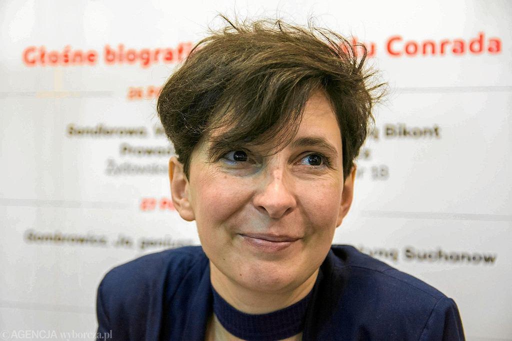 Klementyna Suchanow / ADRIANNA BOCHENEK