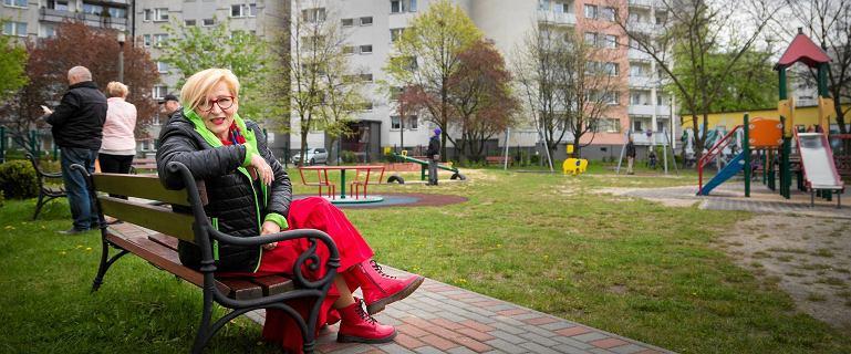 Marta Fox: Na targ chodzę z walizką