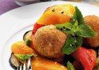 Letni obiad z chłodnikiem, krokietami i francuskim deserem