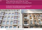 """""""The Guardian"""": Jak warszawska reprywatyzacja wywołuje chaos"""