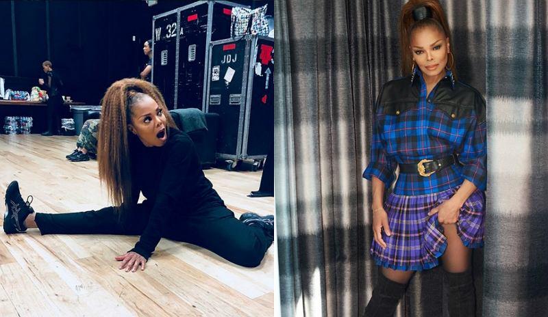 Janet Jackson schudła ponad 30 kg po ciąży. Piosenkarka ujawniła jak jej się to udało