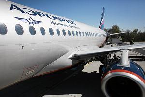 Aerof�ot zawiesza po��czenie lotnicze Krak�w - Moskwa