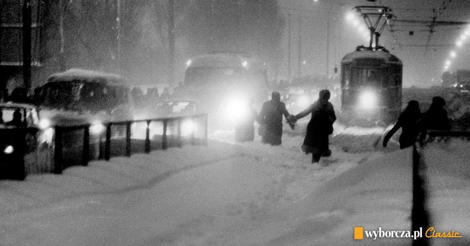 Zima stulecia w Warszawie, 1979 r.