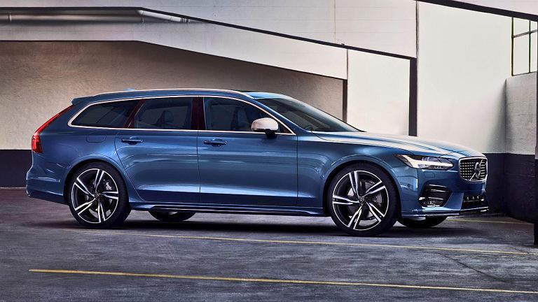 Volvo V90 D5 R Design Awd Test Recenzja Opinia Cena