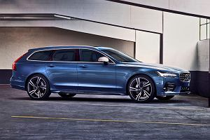 Test Volvo V90 D5 R-Design AWD. Po co komu Niemcy?