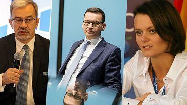 Nieoficjalnie: Kwiecińskio i Emilewicz nowymi ministrami Mateusza Morawieckiego