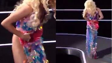 Courtney Act w 'Celebrity Big Brother'